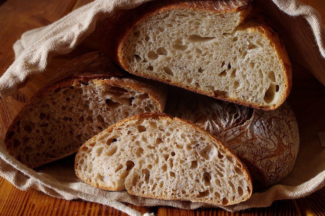 хлеб с картинками просто нас
